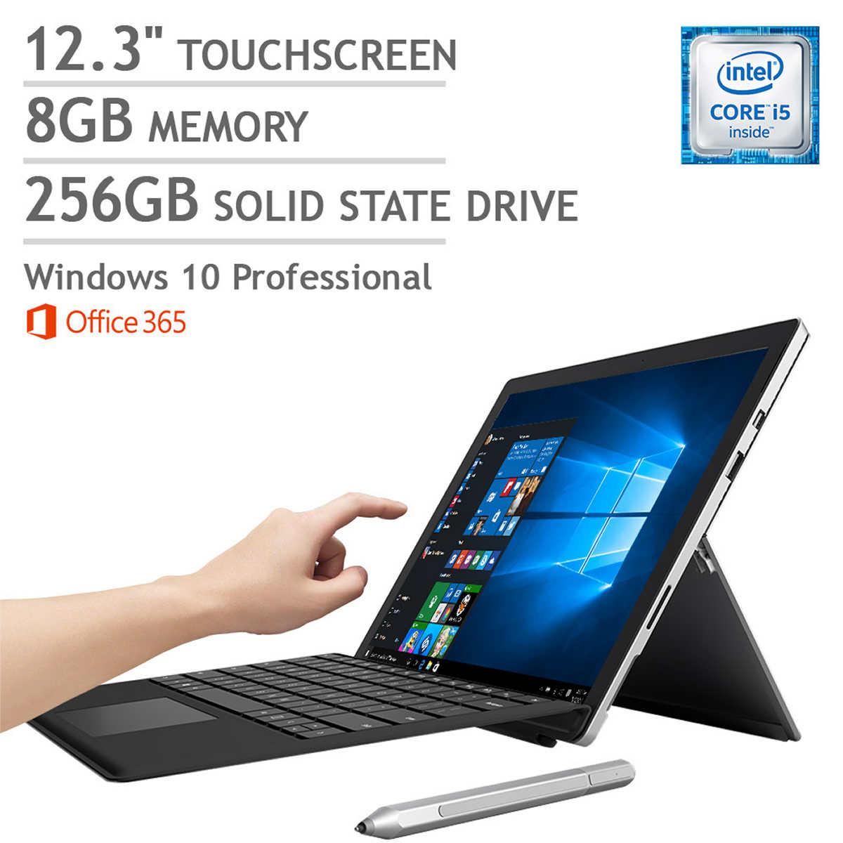 Welcome to Costco Wholesale Microsoft Surface Pro Bundle Intel Core i ...