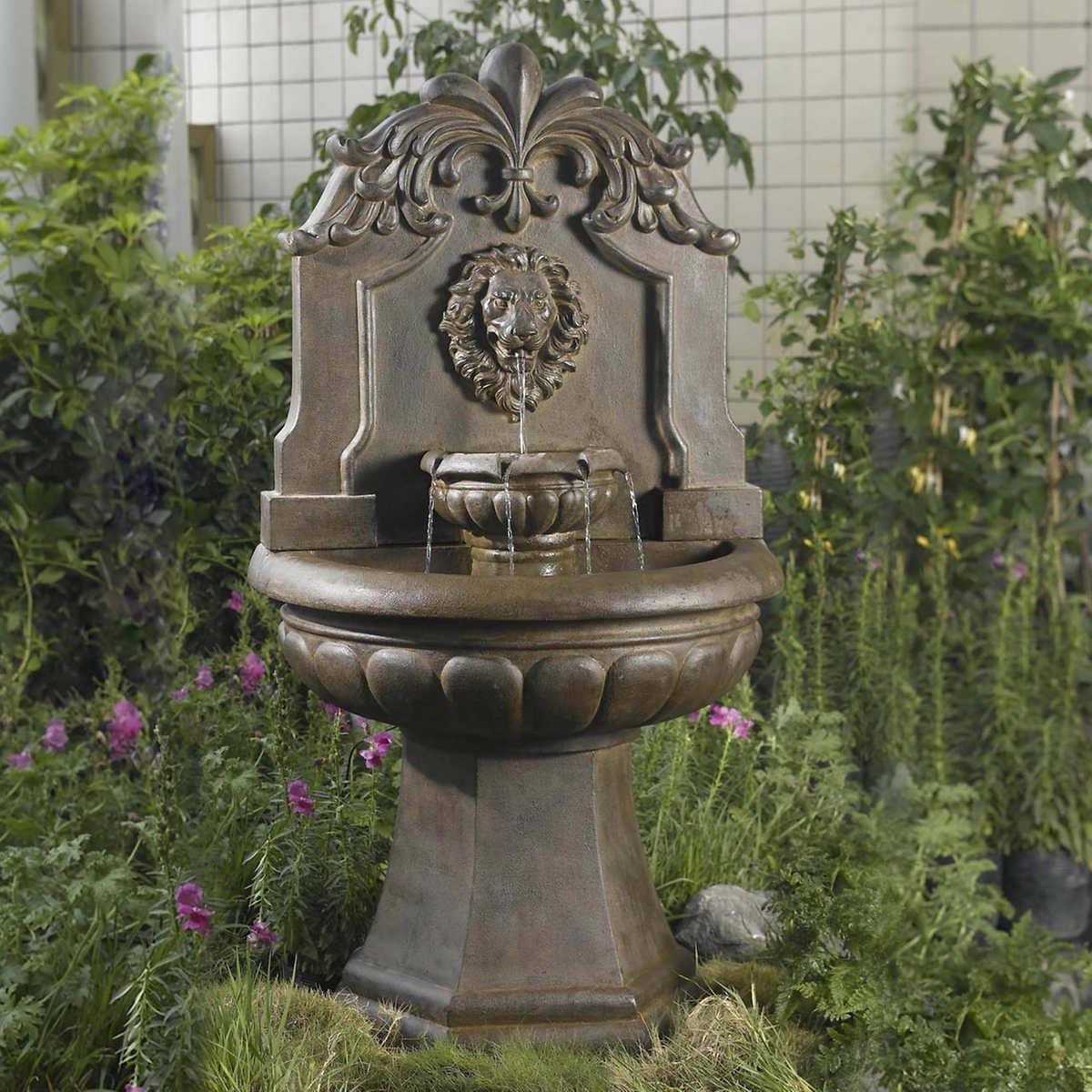 Ponds Fountains Costco