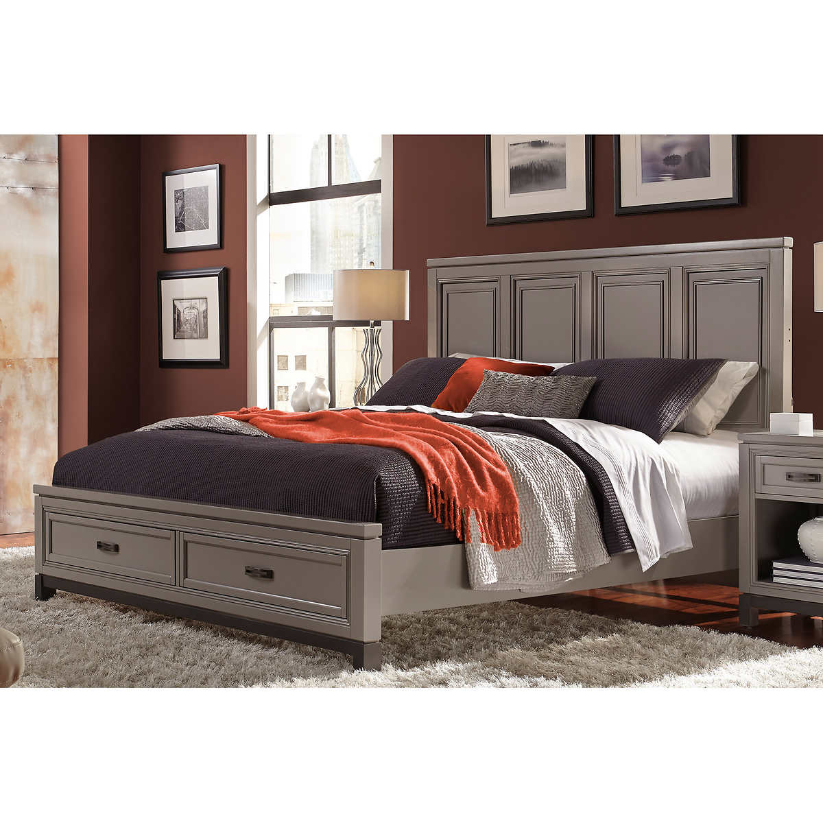 Bedroom Furniture King beds | costco