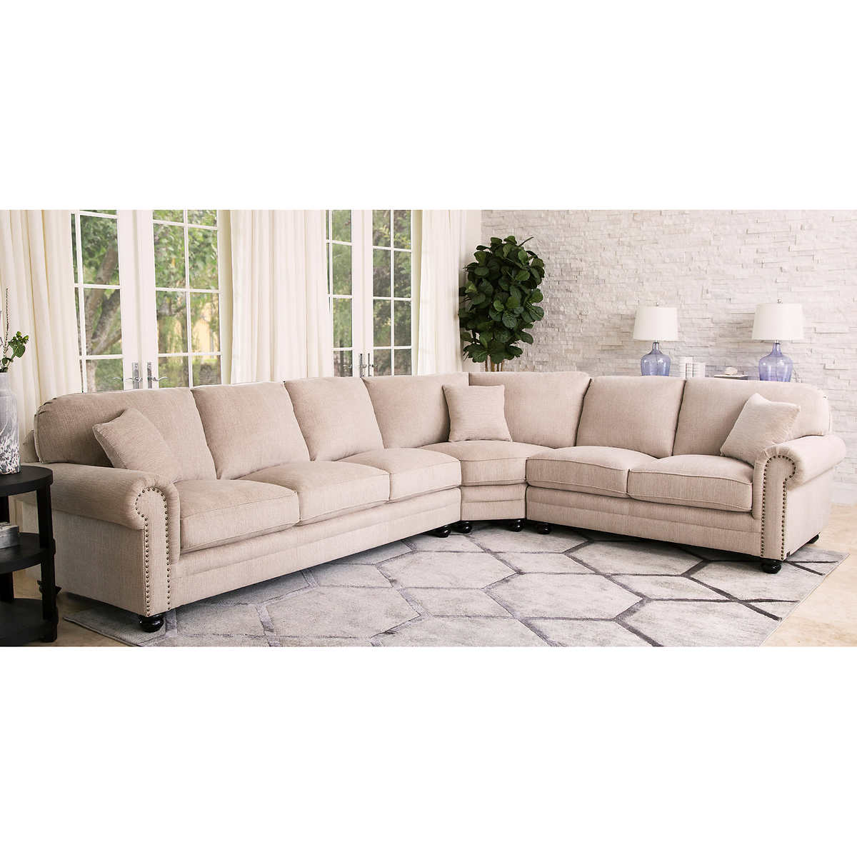 Fabric Sofas amp Sectionals