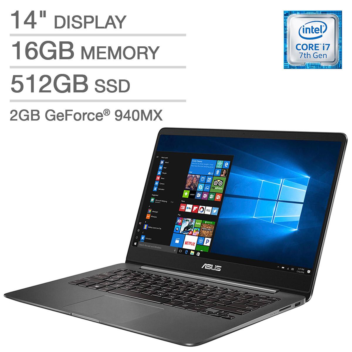 ASUS ZenBook UX430UQ - 14