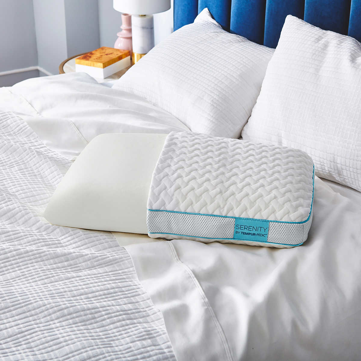best service b4432 4fec7 Serenity by Tempur-Pedic Memory Foam Bed Pillow