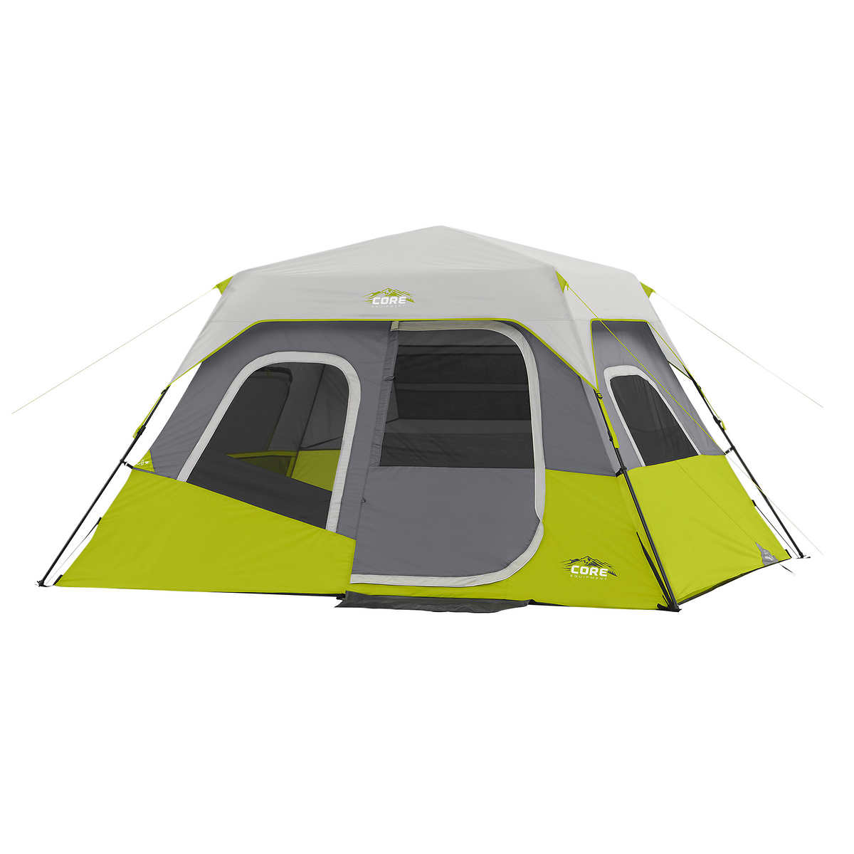 pick up a7132 5836f CORE 6-person Instant Cabin Tent