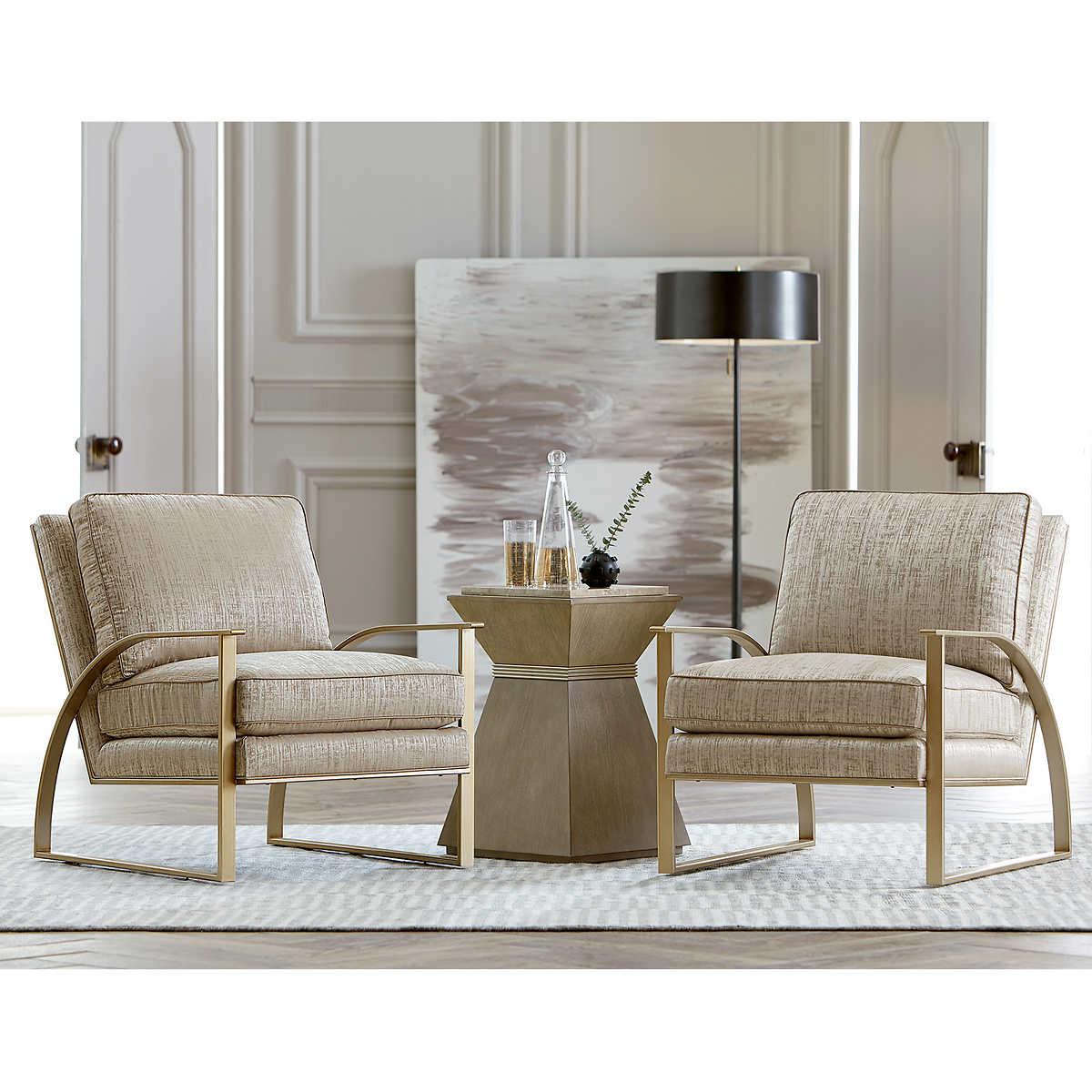Silver Lake 3-piece Fabric Set - Chairs Costco