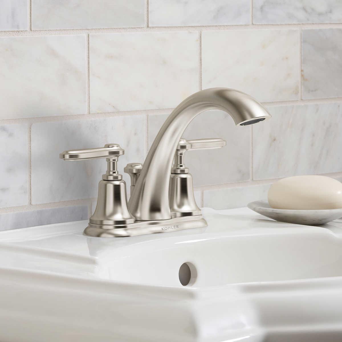 Kohler Bathroom Faucets Kohler Bathroom Sink Faucets 3 Home Decor And Furniture Expl The