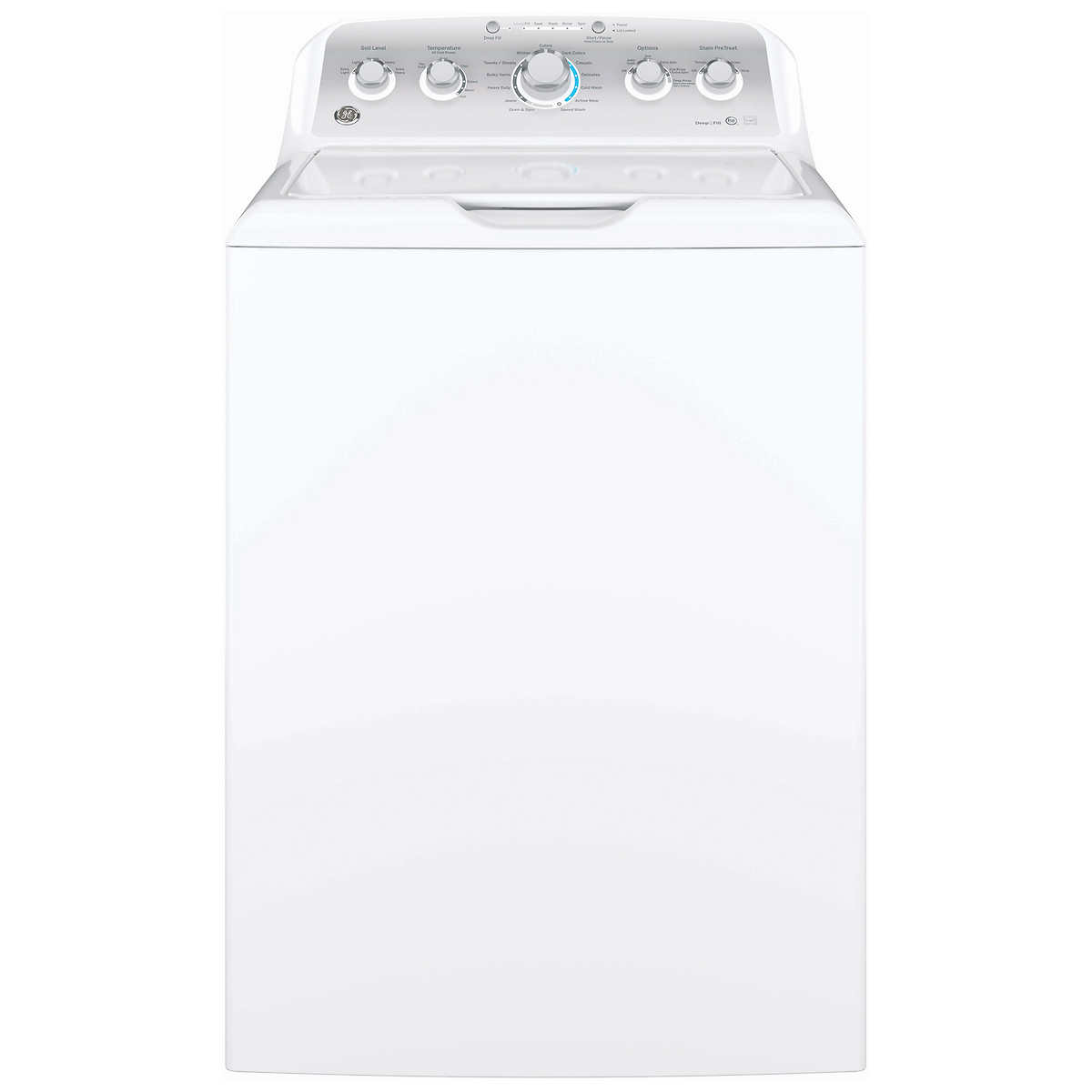 Ge Service Phone Number Ge 46 Cuft Capacity Top Load Washer In White
