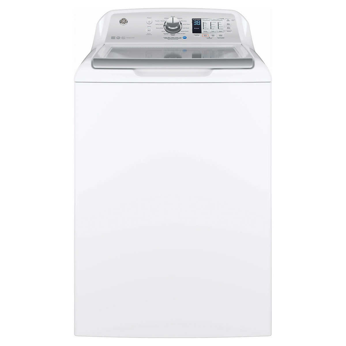 The best top load washer and dryer combo 2015 - Ge 4 6 Cuft Capacity Top Load Washer In White