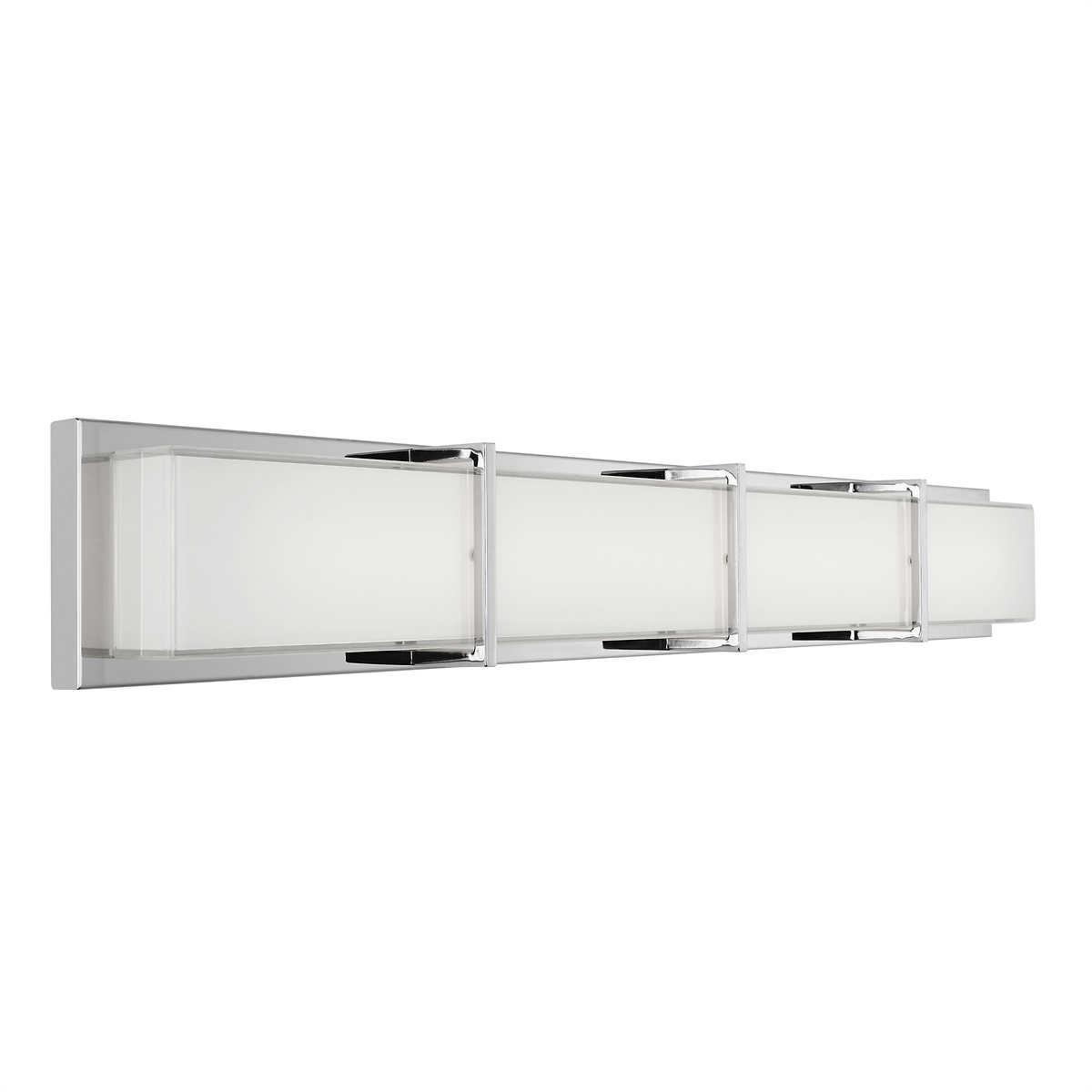 Costco bathroom lighting - Subway 35 Led Vanity Light By Artika