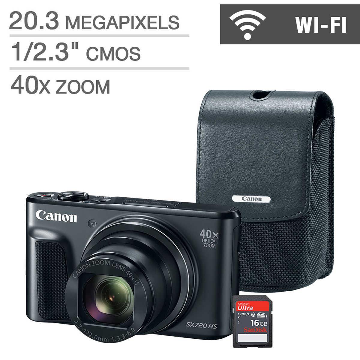 Point & Shoot Cameras   Costco