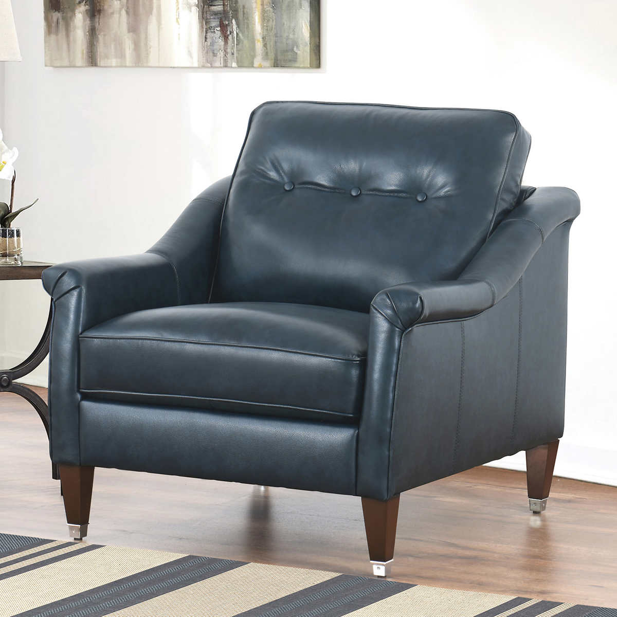 Leather Chairs Living Room Chairs