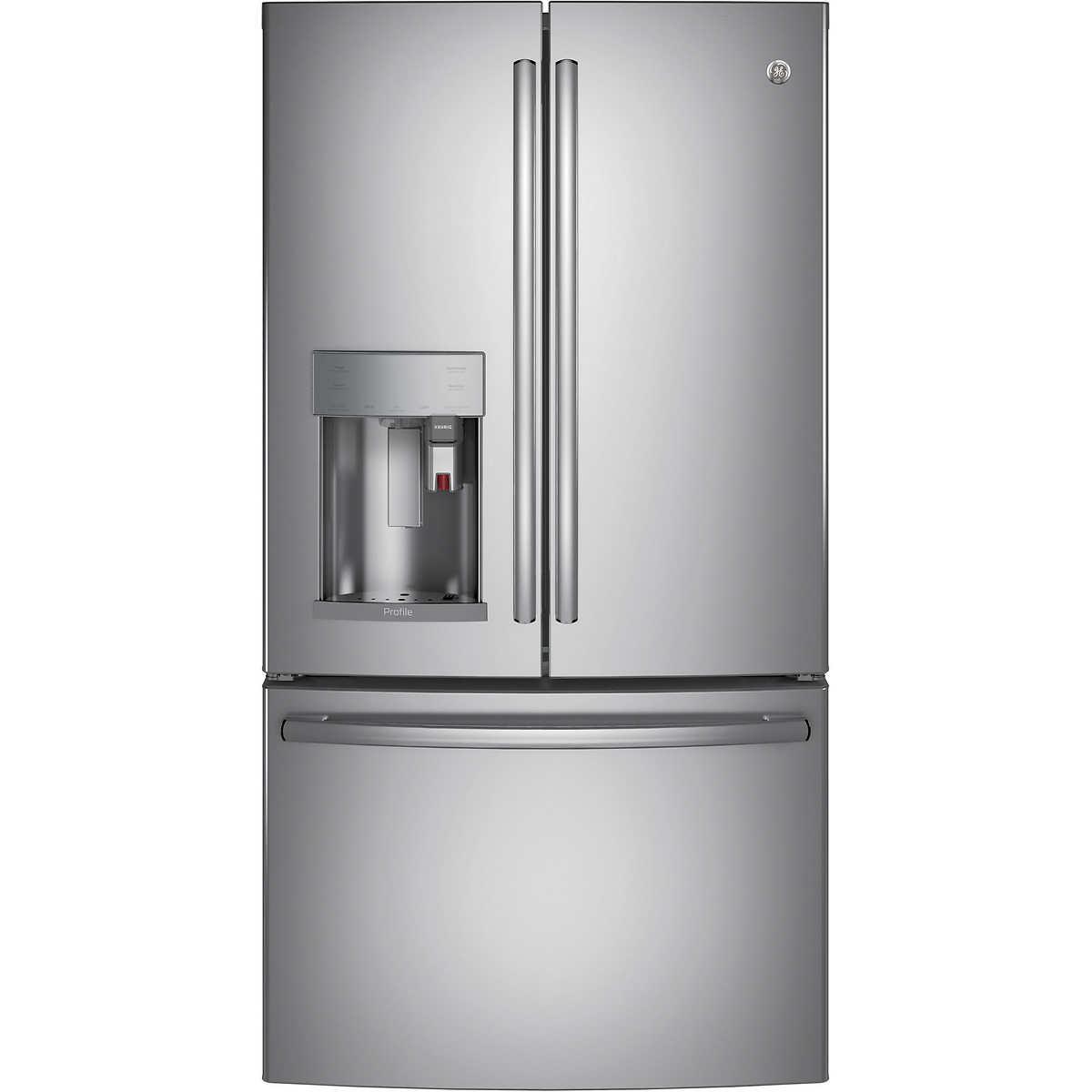Best Cabinet Depth Refrigerator French Door Costco