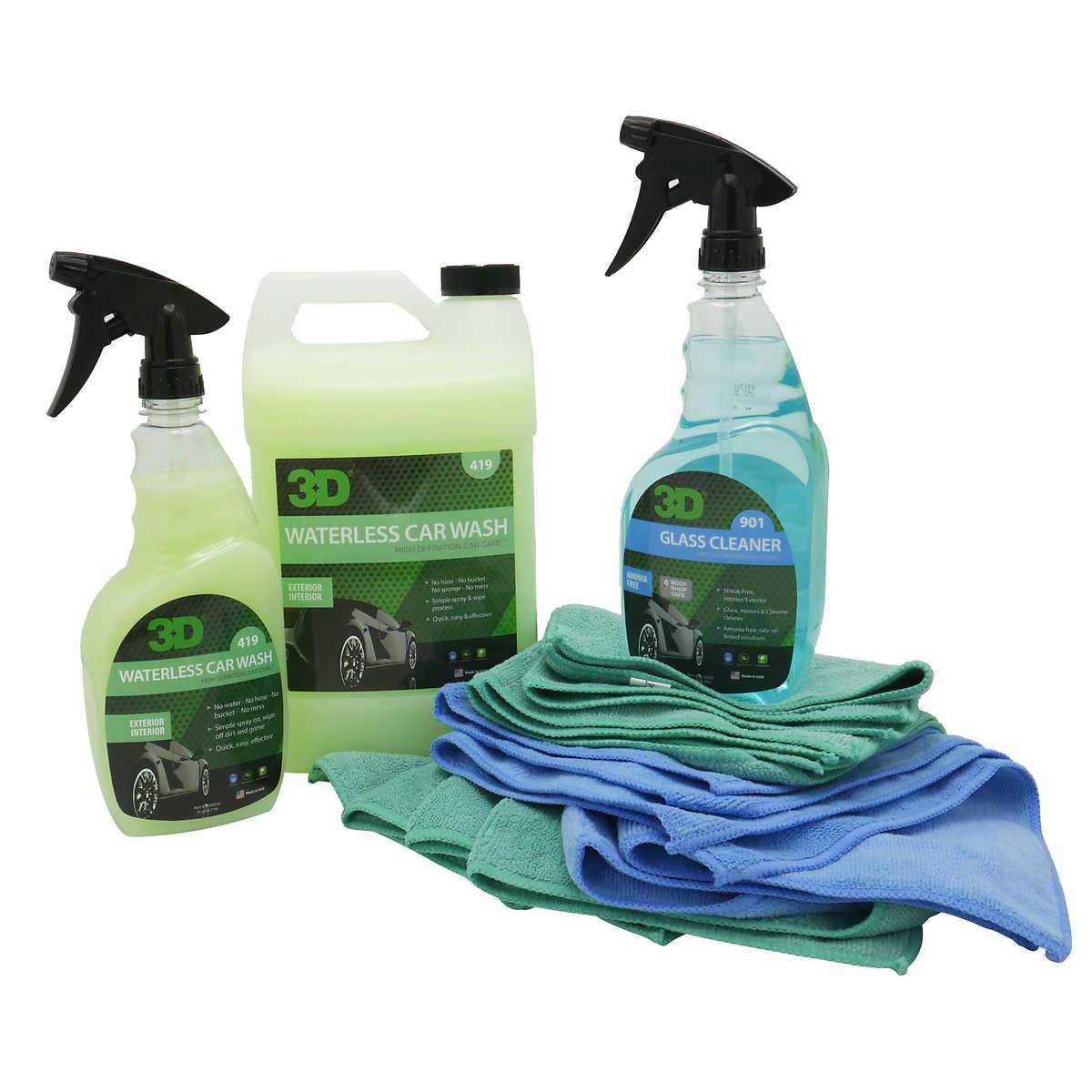 3d waterless kit