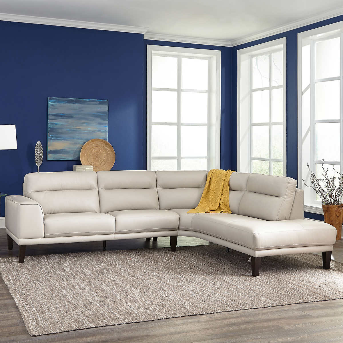 Leather Sectional Living Room Furniture Leather Sofas Sectionals