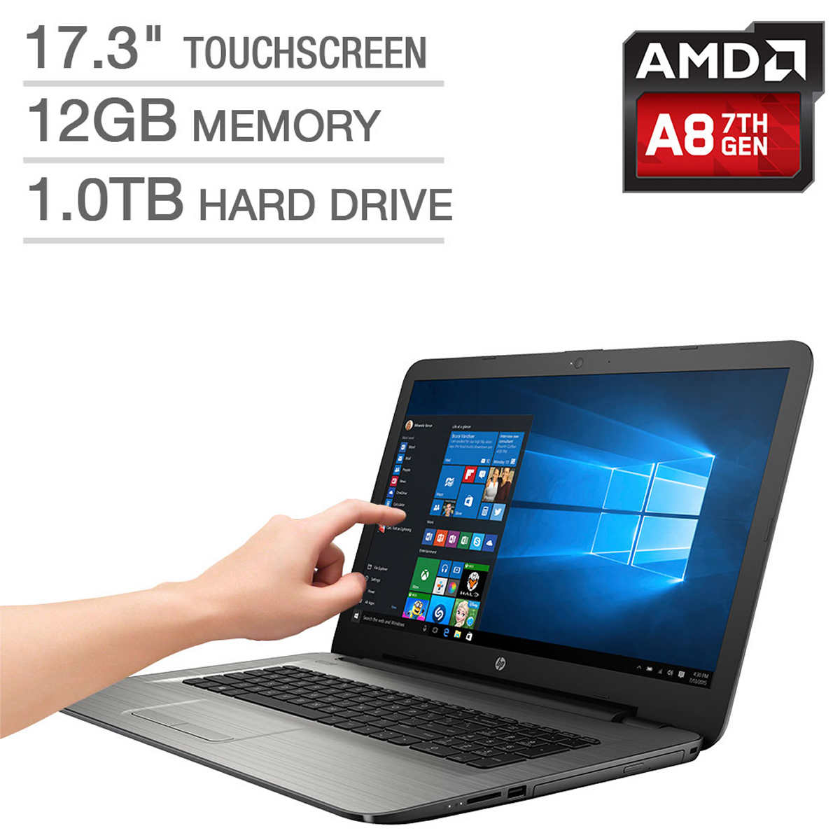 Blue apron costco - Hp 17z Touchscreen Laptop Amd A8 1080p