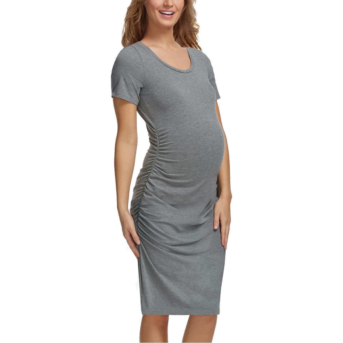 Felina ladies maternity dress felina ladies maternity dress gray 1 gray 1 ombrellifo Gallery