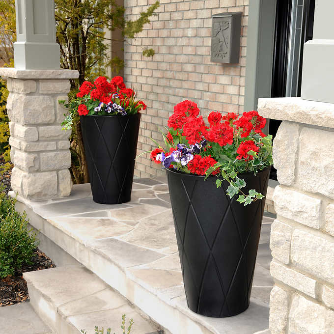 Versailles Planter, 2-pack on wall flower planters, wall garden plans, wall mounted planters, wall metal planters, outdoor planters, large wall planters, wall garden boxes, wall garden frames, indoor wall planters, wall garden perennials, wall water features, wall herb garden, wall wood planters, stone retaining wall planters, wall kitchen planters, gardening planters, living wall planters, wall vegetable garden, wall clocks, west elm wall planters,