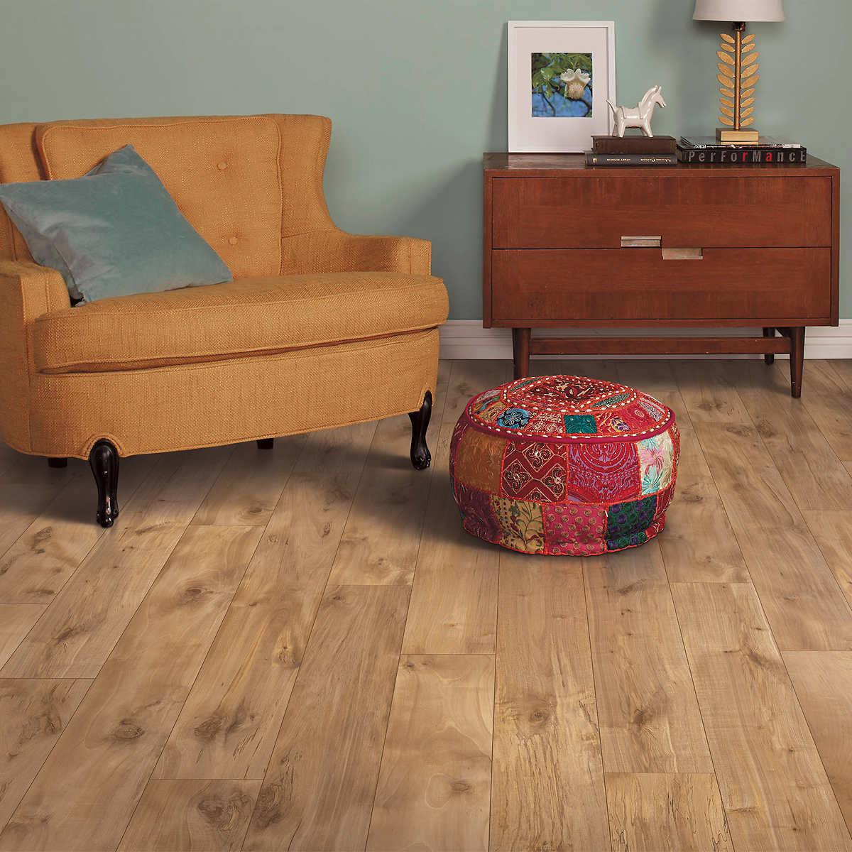 Harvest oak laminate flooring costco gurus floor for Laminate floor planner