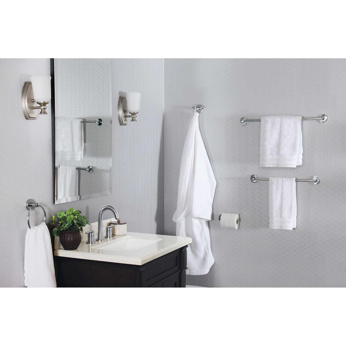 Bathroom Accessories Images - Mercer 5 piece bath set by sheffield