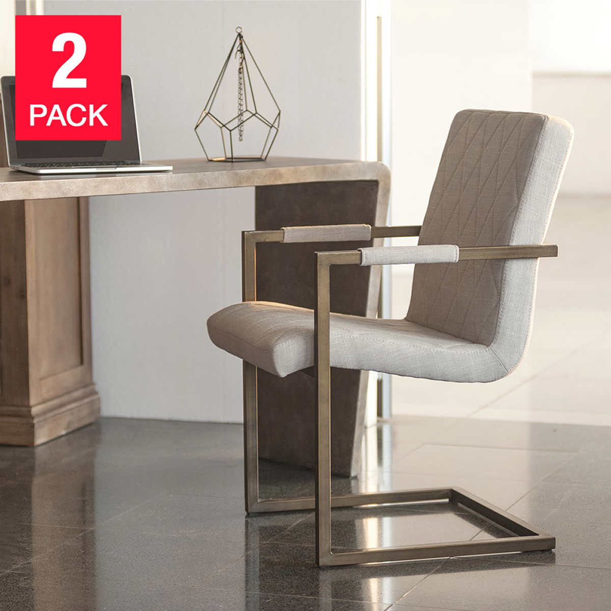 Geffrey Dining Chair 2 Pack
