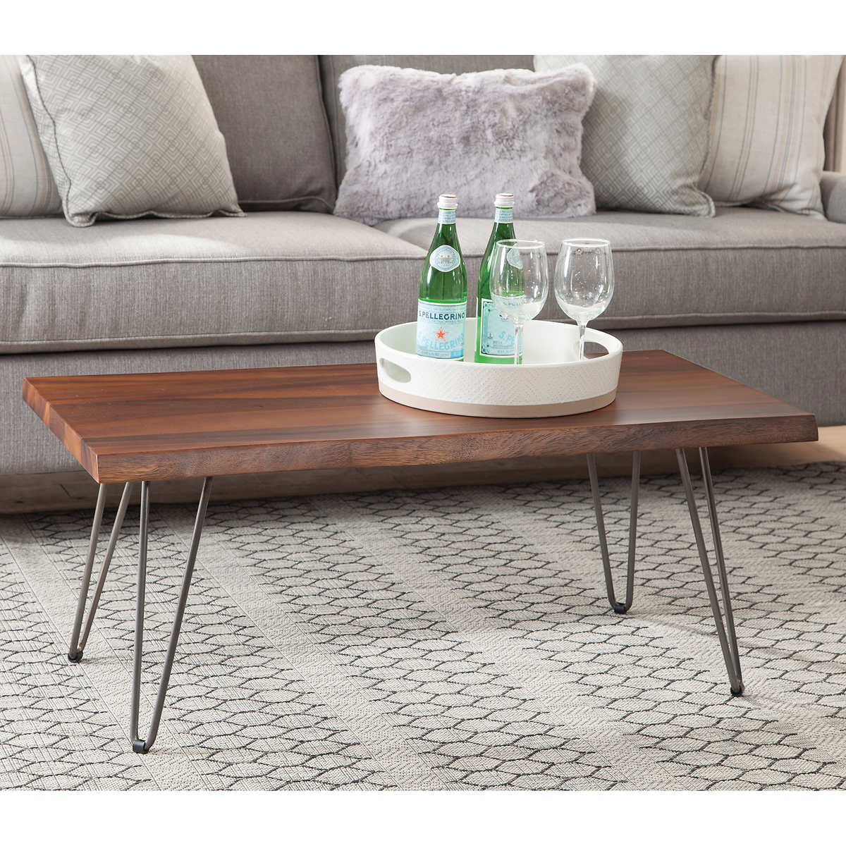 Admirable North Shore Live Edge Coffee Table Ocoug Best Dining Table And Chair Ideas Images Ocougorg