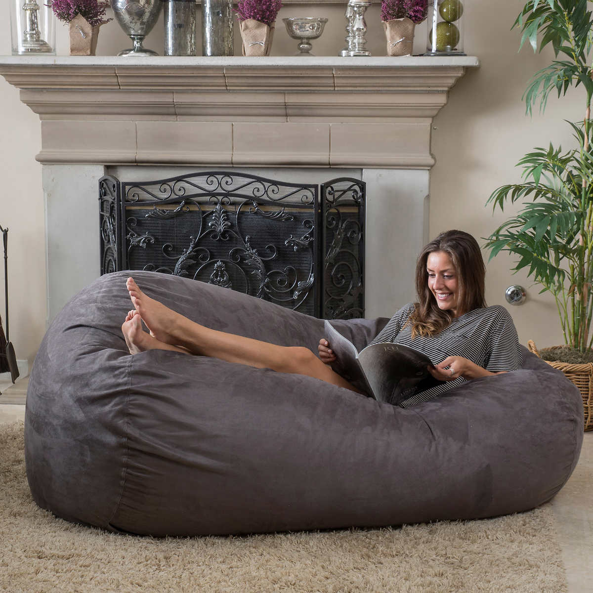 Made In The USA Emma Bean Bag Is Our Larger