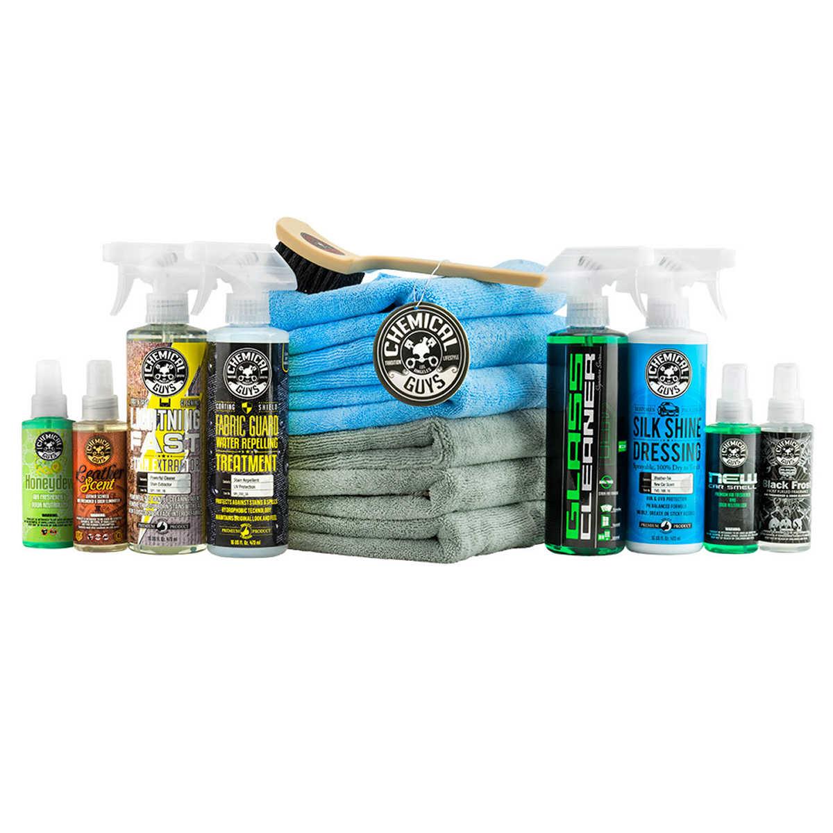 Chemical guys interior car care kit