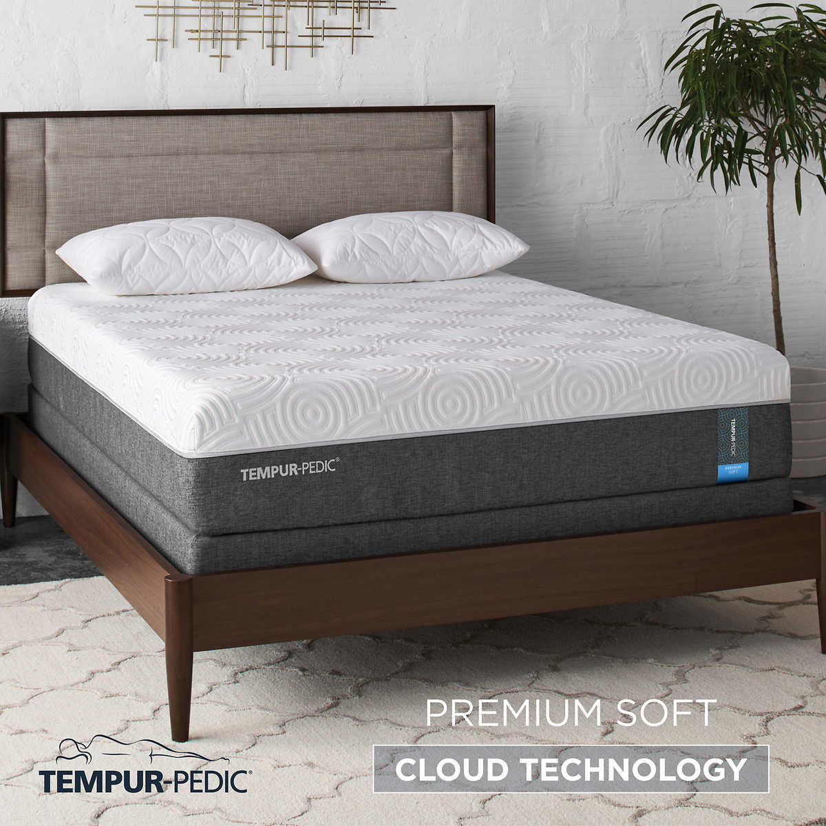 Tempur Pedic Premium Soft 12 King Mattress Only