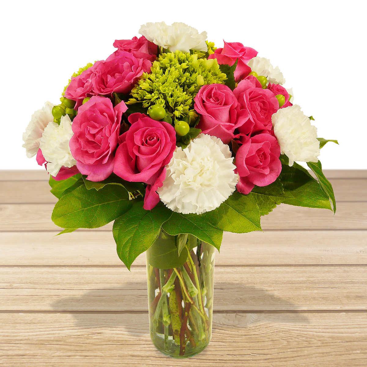 Classic beauty floral centerpiece lucky stars floral arrangement 5 member only item reviewsmspy