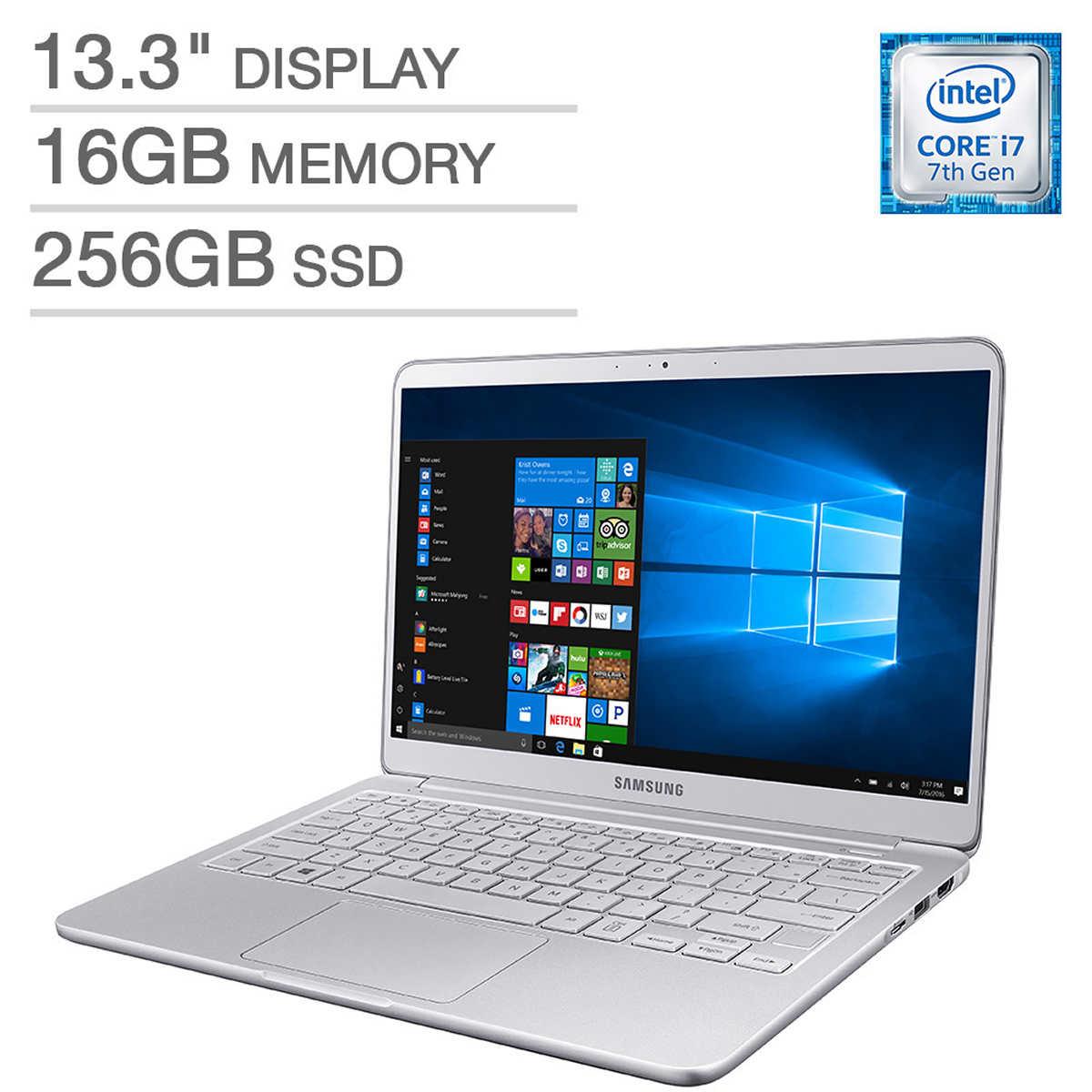 Laptop samsung 300e precio mexico - Samsung Notebook 9 13 3 Laptop Intel Core I7 1080p