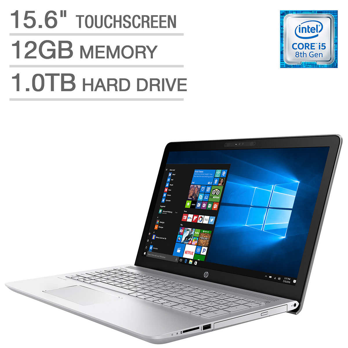 HP Pavilion 15 Cc123cl Touchscreen Laptop