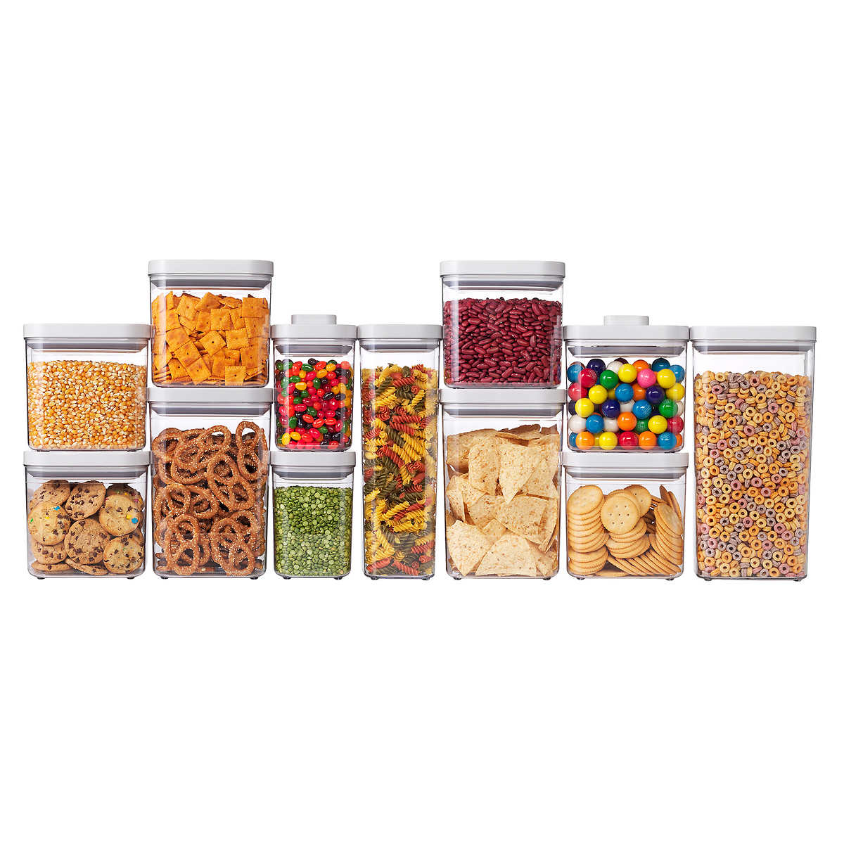 OXO SoftWorks 12-piece POP Container Set