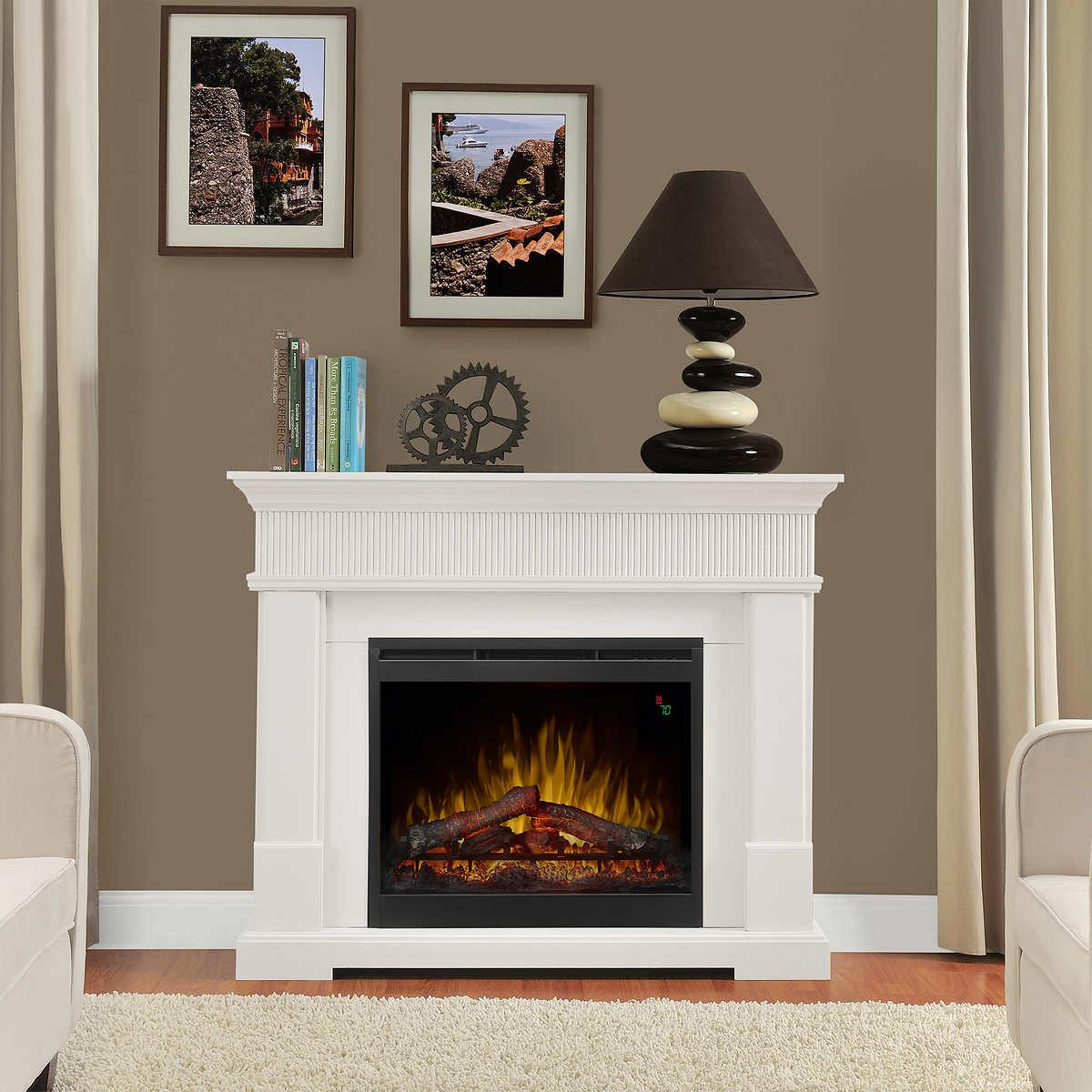 Woodridge 49 5 Mantel Electric Fireplace