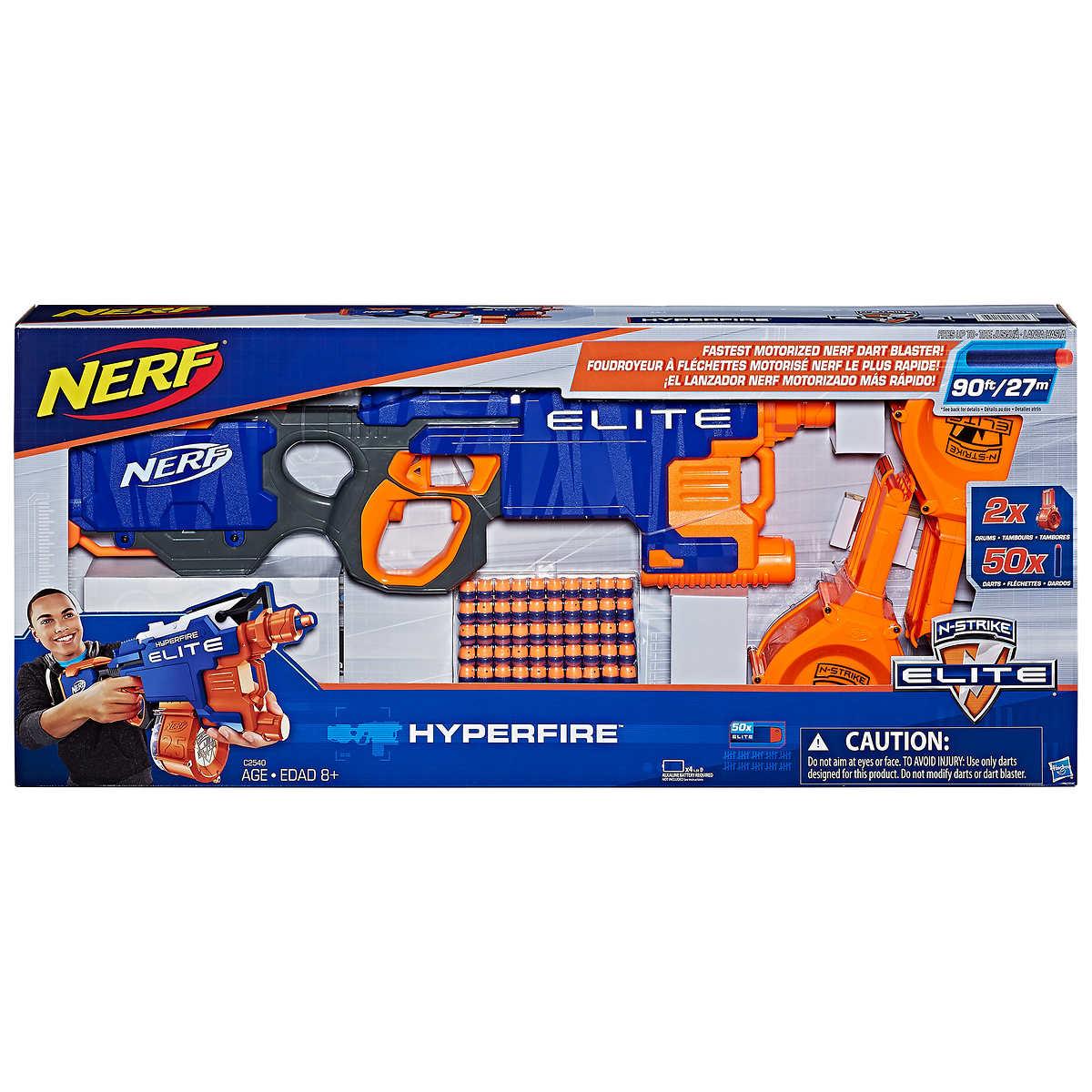 Nerf gun / hyper fire in Ventnor