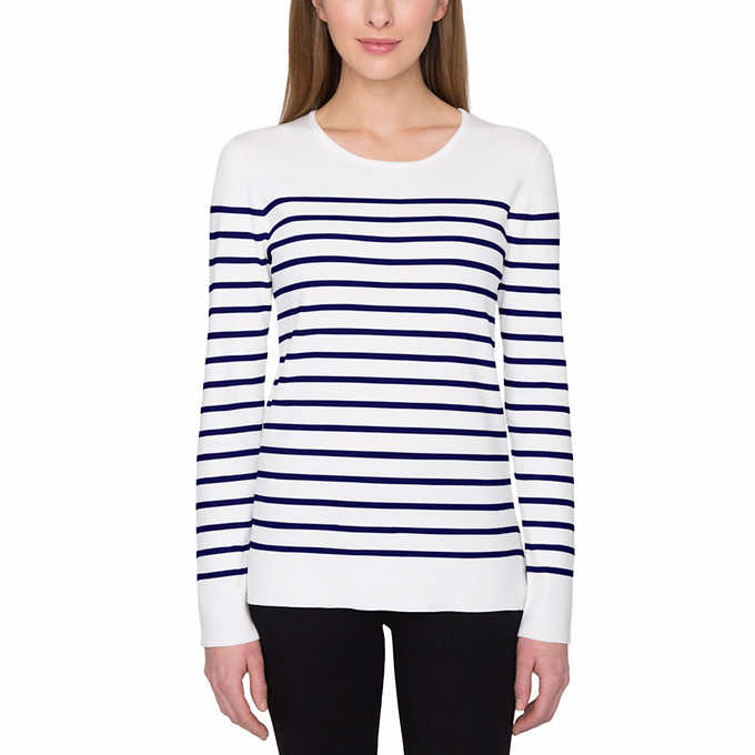 Kirkland Signature Ladies' Crewneck Sweater