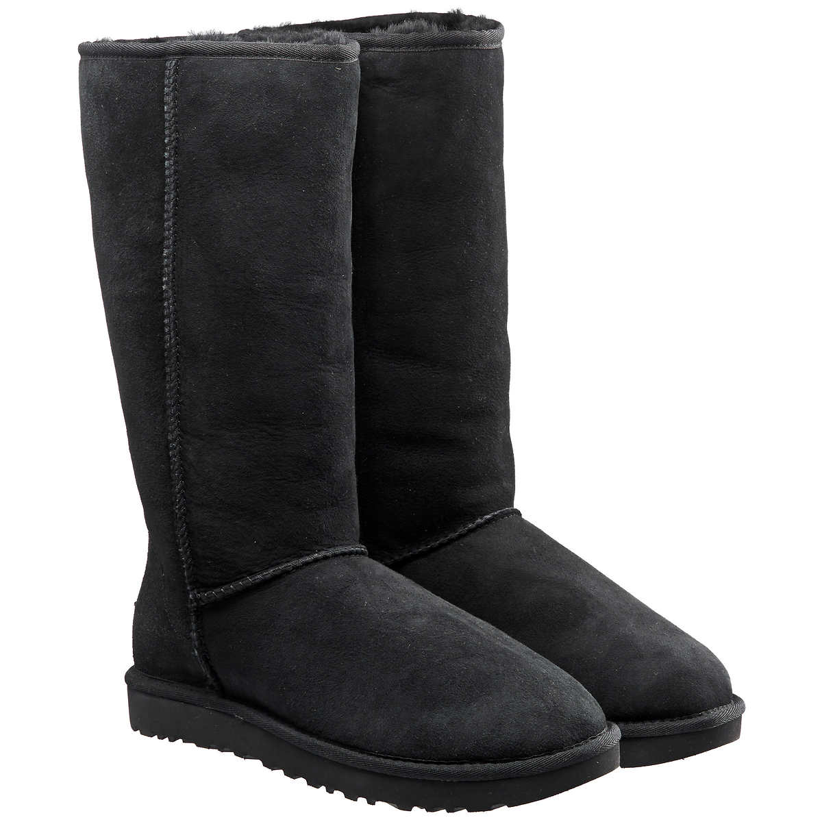 UGG Ladies' Classic Tall II Boot. black 1 black 1