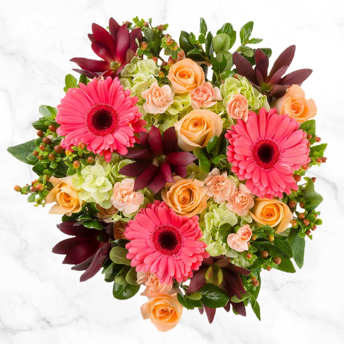 Pink Daisy Floral Bouquet