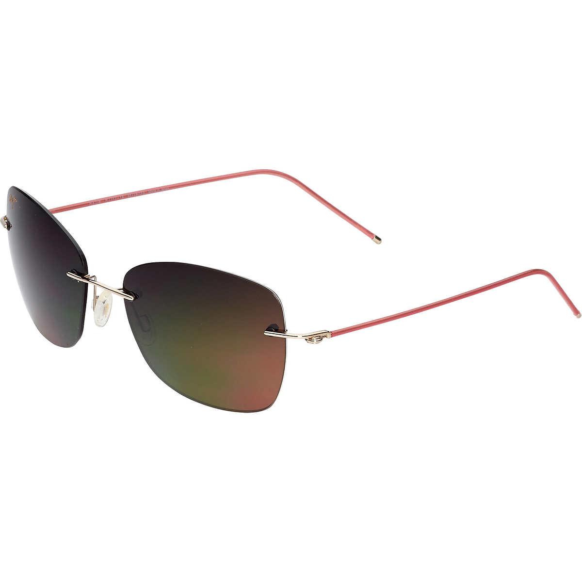 c6243ac01bf Maui Jim Apapane HS717-16 Pink Polarized Sunglasses