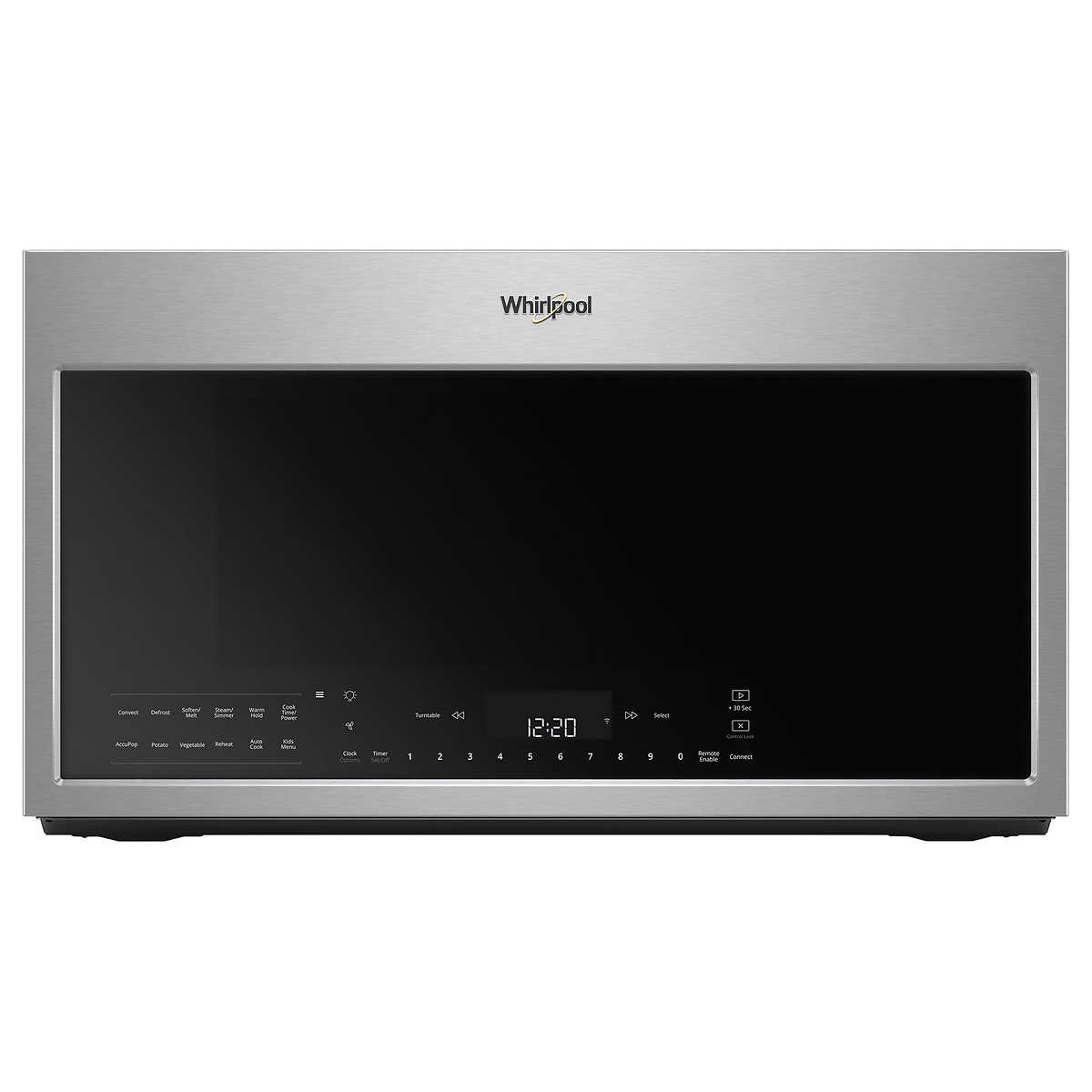 LG 2 2CuFt Over-the-Range Microwave Oven
