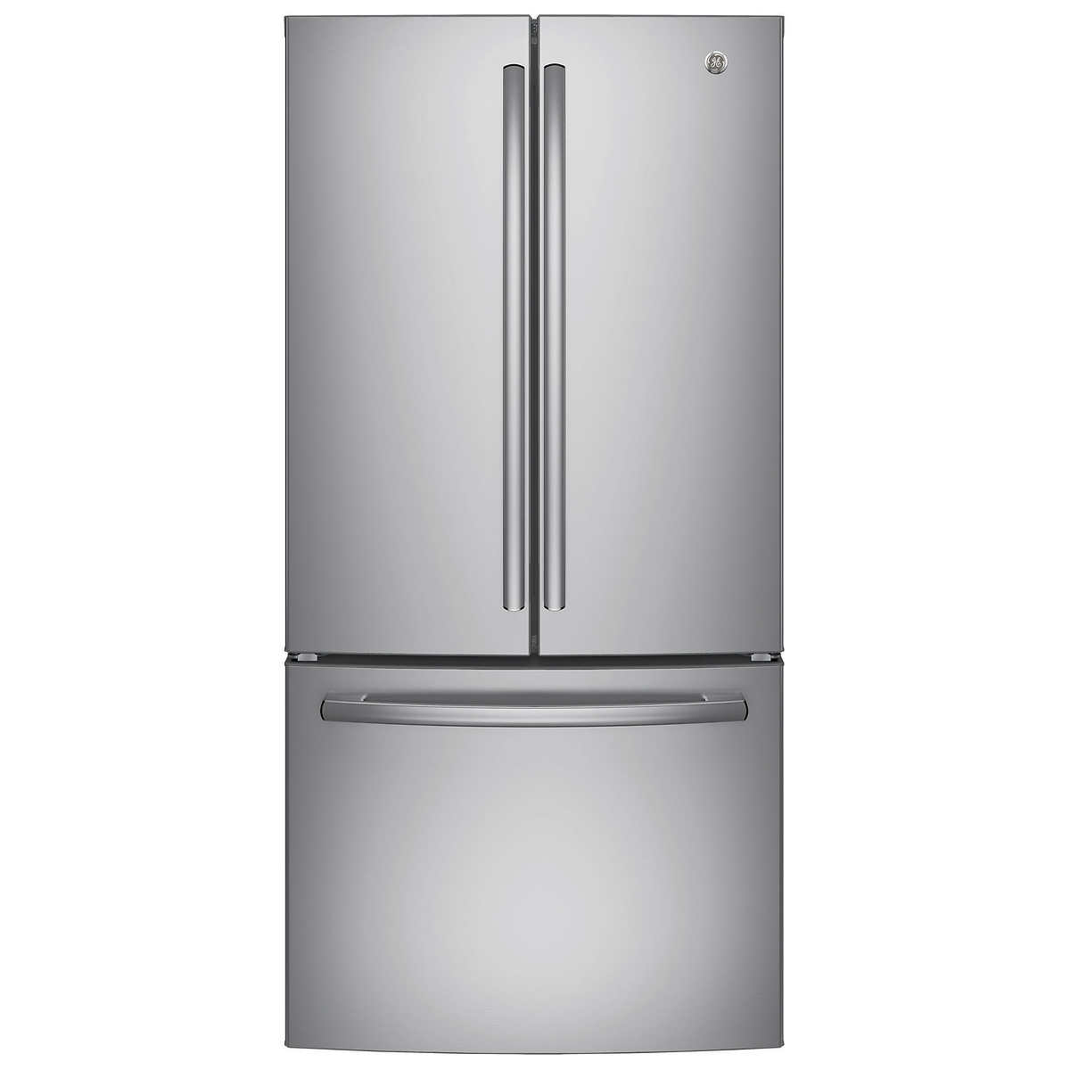 Ge 248cuft 33 inch wide 3 door french door refrigerator 33 inch wide 3 door french door refrigerator stainlesssteel 1 stainlesssteel 1 rubansaba