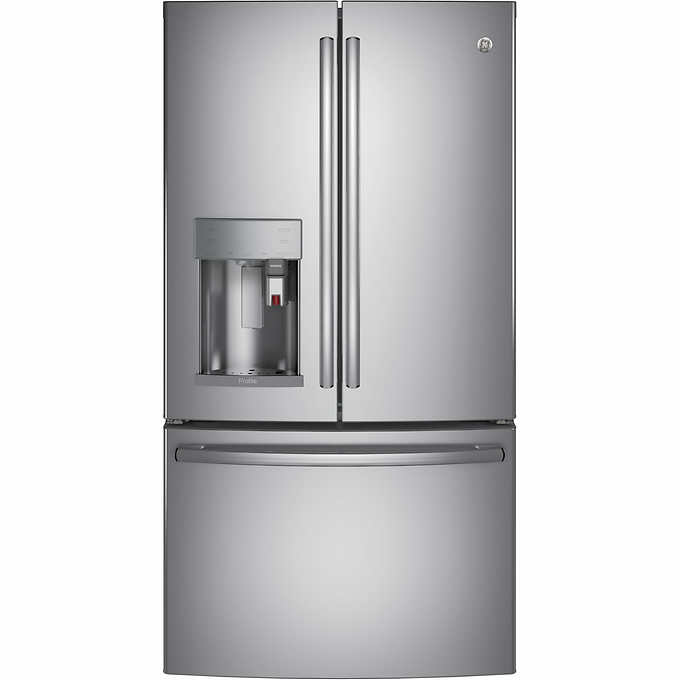Ge Profile 278cuft French Door Refrigerator With Keurig K Cup