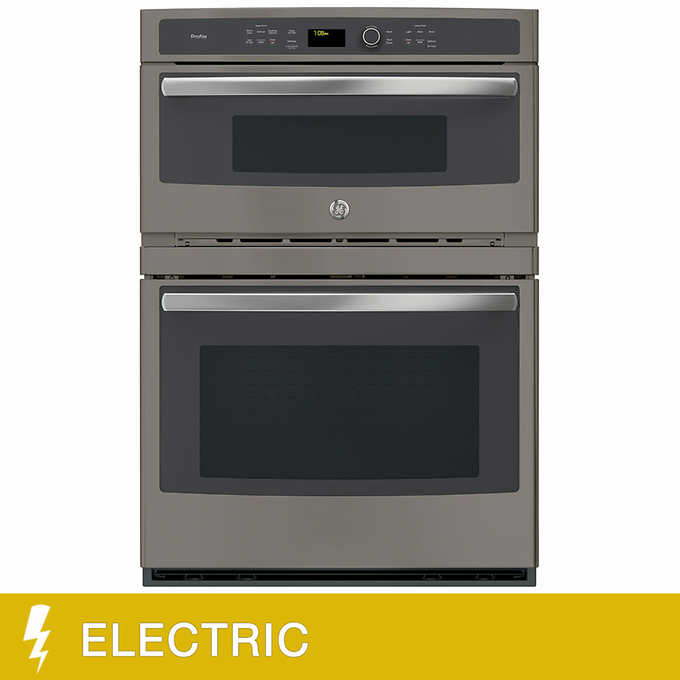 Ge Profile 30 Built In Combination Convection Microwave And Wall Oven