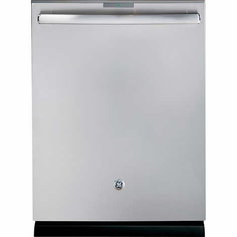 GE Profile Top Control Dishwasher with Bottle Jets, 42 dBA
