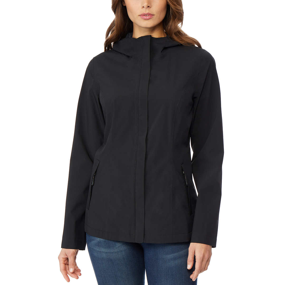 cc0737f4637d8 32 Degrees Ladies  Rain Jacket. 1 1