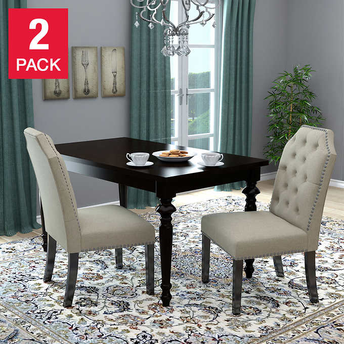 Fine Michelle Dining Chair 2 Pack Gamerscity Chair Design For Home Gamerscityorg