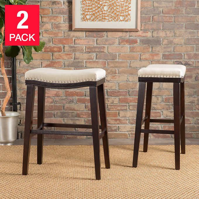 Swell Kimi 30 Barstool 2 Pack Creativecarmelina Interior Chair Design Creativecarmelinacom