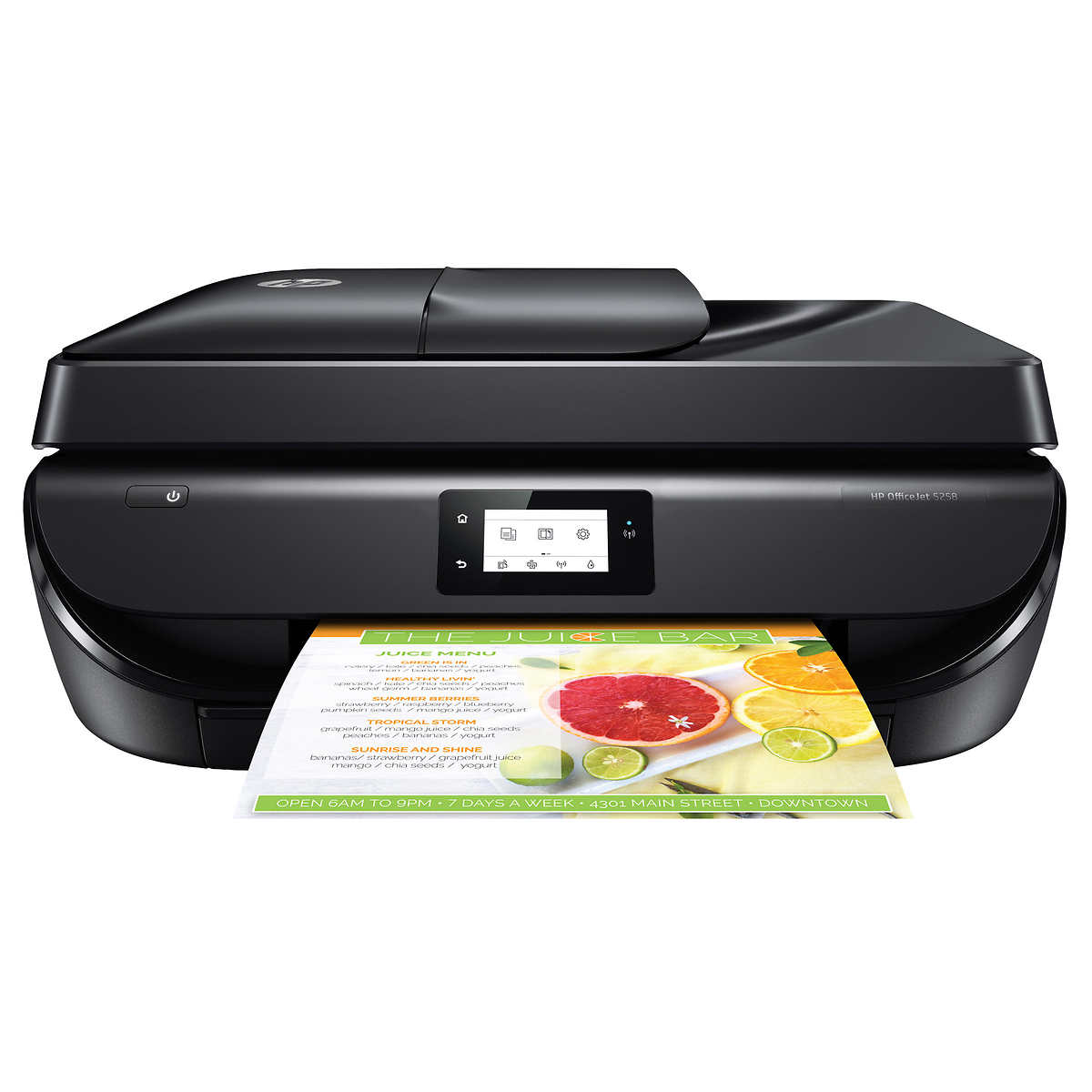 Hp Officejet 5258 All In One Wireless Printer