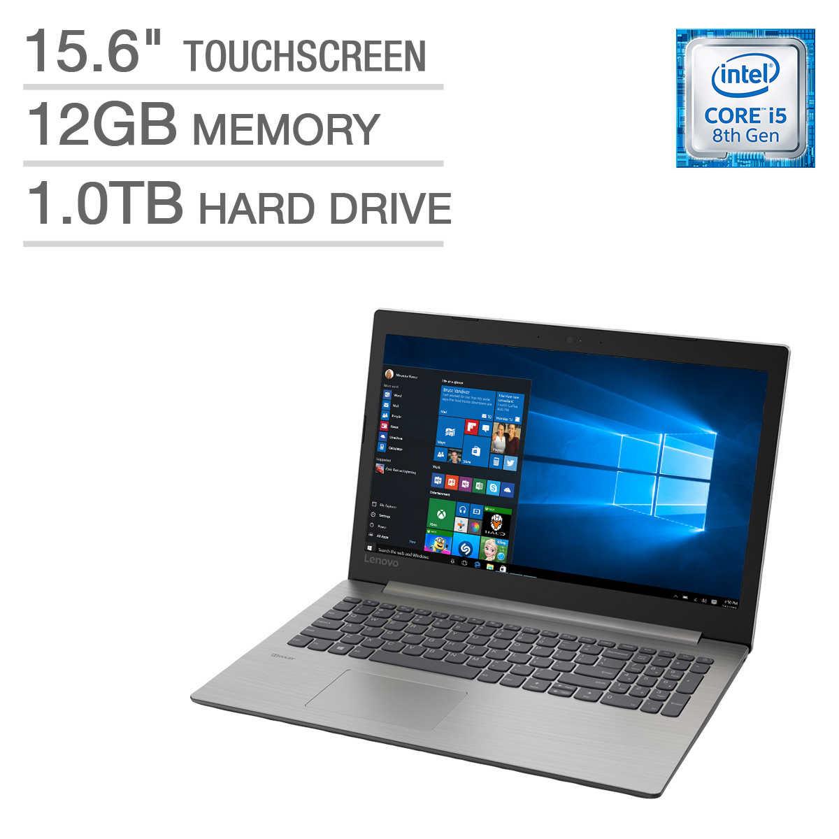Lenovo Ideapad 330 15 Touchscreen Laptop - Intel Core i5