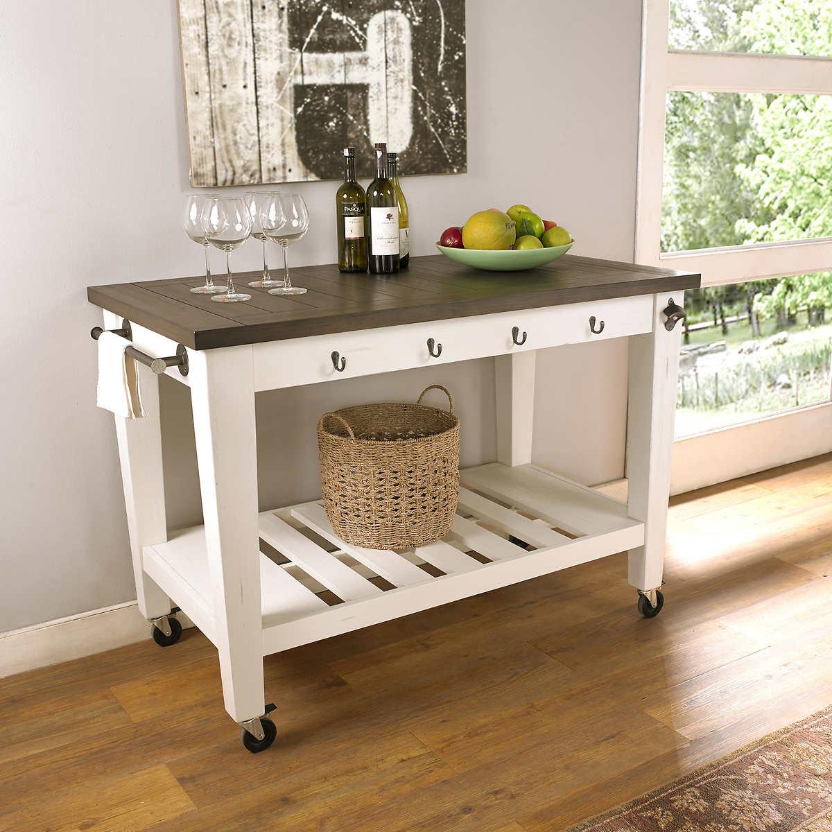 Lindstrom kitchen cart 1 1