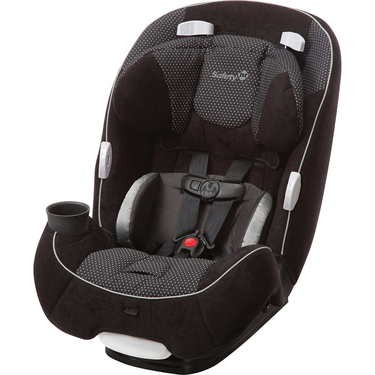 Safety 1st Multifit 3 In 1 Car Seat Black