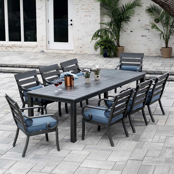 Phenomenal Reserve 9 Piece Dining Set Ocoug Best Dining Table And Chair Ideas Images Ocougorg